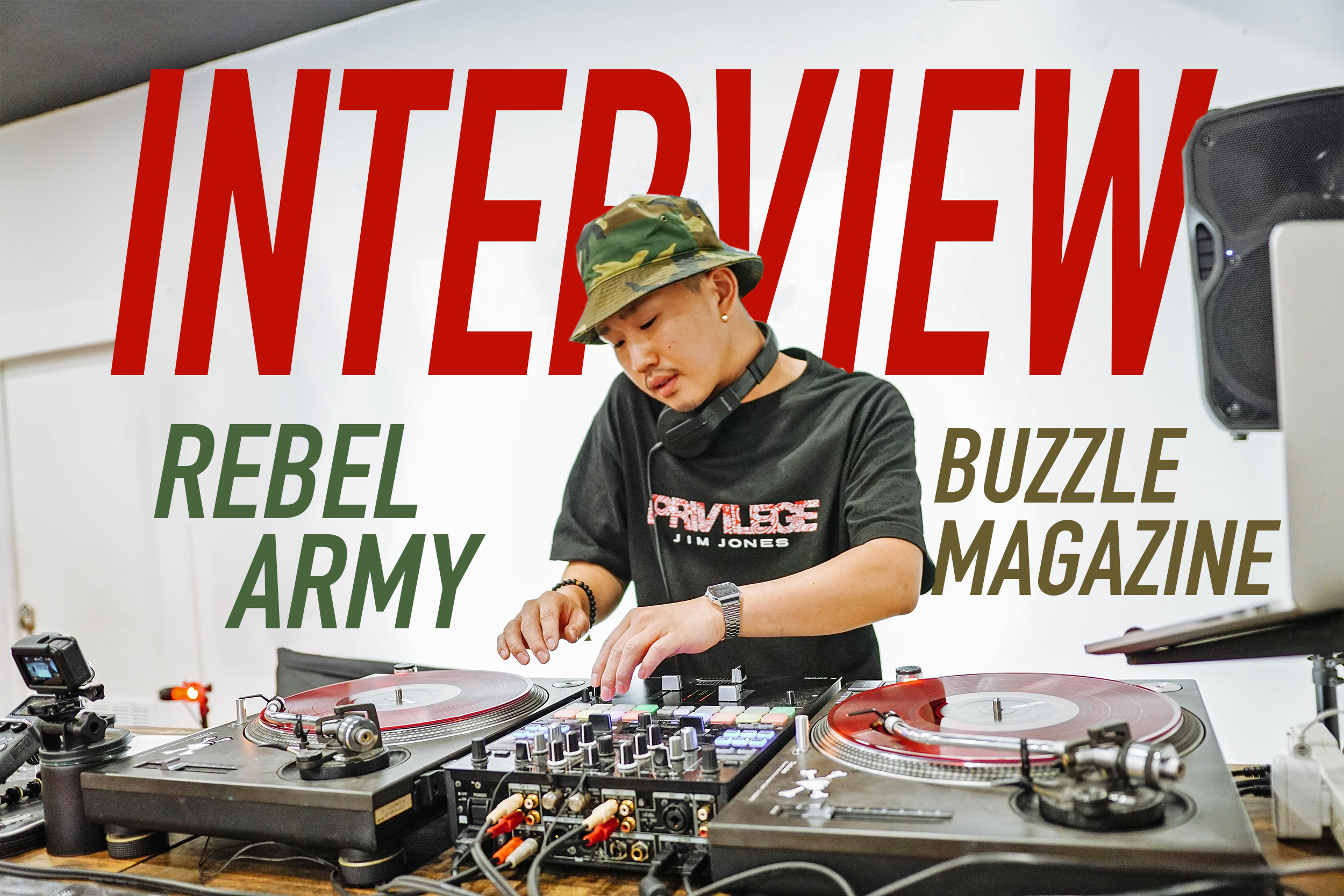 REBEL ARMY インタビュー | TO DI WORLD -世界で活躍する日本人-