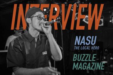 ヤバイのは真ん中と限らない、西の音楽もそうそう軽かない | NASU『THE LOCAL HERO』インタビュー