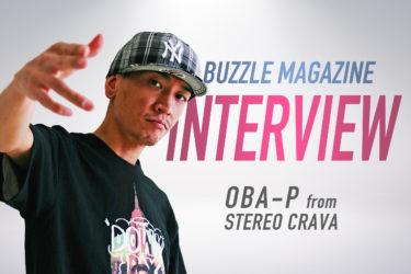 30周年を迎えるベテランセレクターの軌跡 | OBA-P from STEREO CRAVA インタビュー