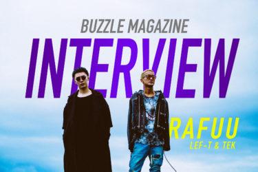 マンネリを嘲笑うハイブリットなニューカマー   RAFUU インタビュー