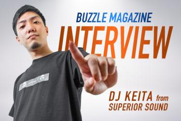 SUPERIOR SOUND が起こすセカンドウェーブ | DJ KEITA インタビュー