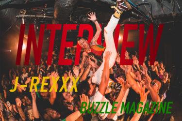 音楽でお金儲けとか夢を掴むとかだけじゃなくてさ、人の人生や人の心を動かすのが大切だなって   J-REXXX インタビュー