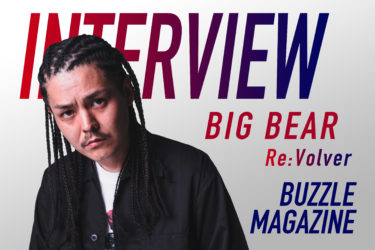 BIG BEAR「Re:Volver」リリースインタビュー
