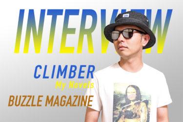 【インタビュー】CLIMBER & TOMI-O | ニューアルバム『My Novel』